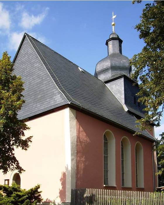 Kirche Hohenölsen