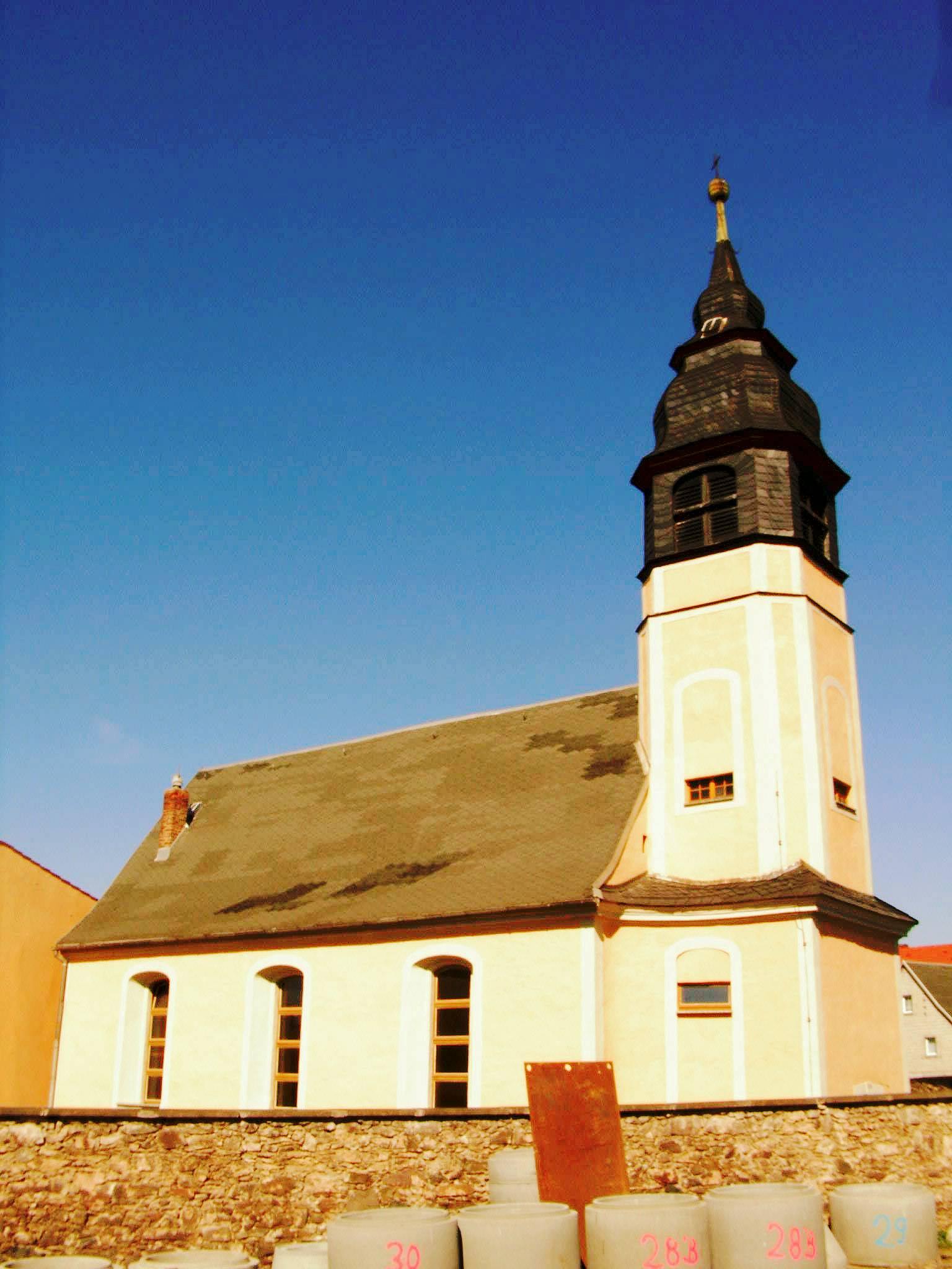 Die St. Nikolauskirche zu Köckritz