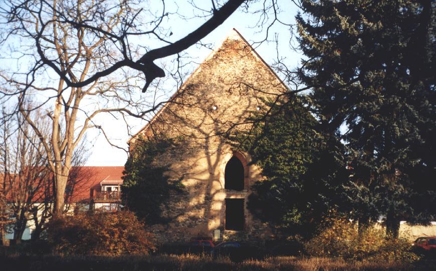 Der Nonnenhof in Weida
