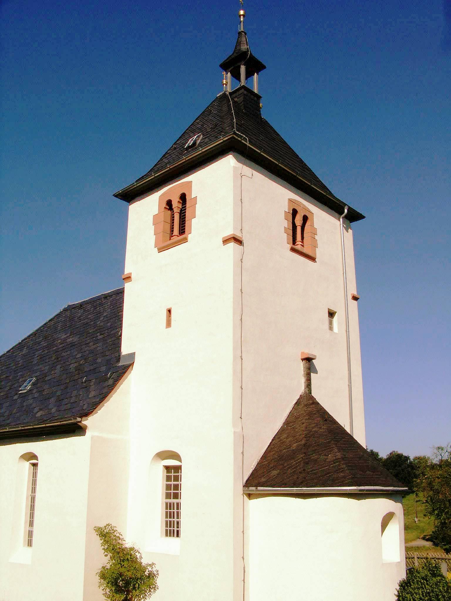 Die St. Magarethenkirche zu Seifersdorf