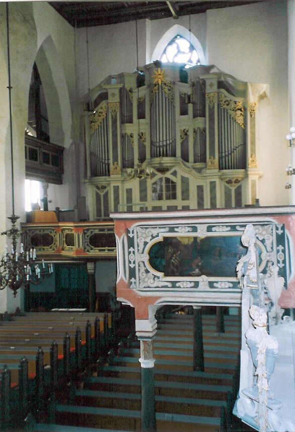 Die Walcker Orgel